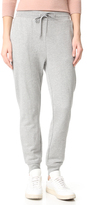 Alexander Wang Soft French Terry Sweatpants