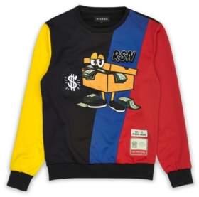Reason Men's Stash Crewneck Sweatshirt