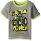 John Deere Little Boys' Big Time Power T-Shirt