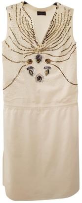 Stella Forest White Glitter Dress for Women