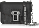 Proenza Schouler Hava Chain Black Leather Crossbody