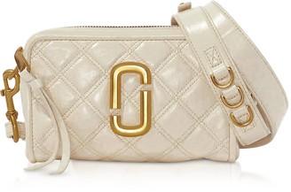 Marc Jacobs Matelasse Softshot 21 Crossbody Bag