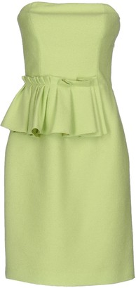 Moschino Cheap & Chic MOSCHINO CHEAP AND CHIC Short dresses - Item 34765866LU