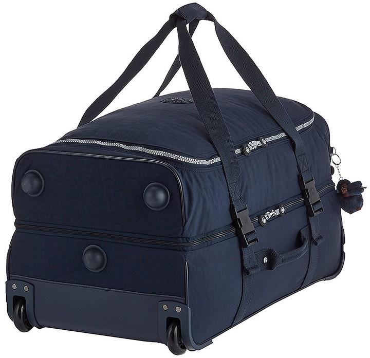 Thumbnail for your product : Kipling True Blue Teagan Medium Wheeled Duffle Bag