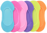 Me Moi Pastel Brights Microfiber Shoe Liners