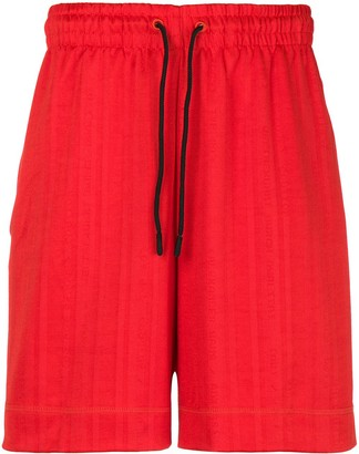 Adidas Originals By Alexander Wang AW Soccer shorts