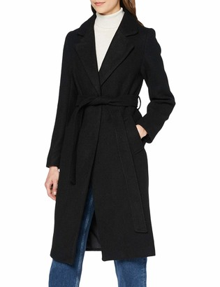 New Look Women's Gabrielle Boiled Wool Coat