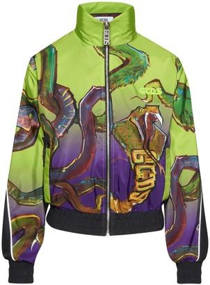 GCDS Snake Sporty Jacket