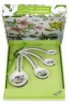 Portmeirion Botanic Garden Measuring Spoons (Set of 4)