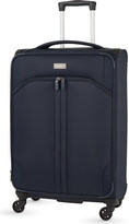 Antler Aire large expanding four-wheel suitcase 80cm