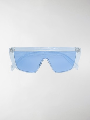 Italia Independent Fusion Lens Sunglasses