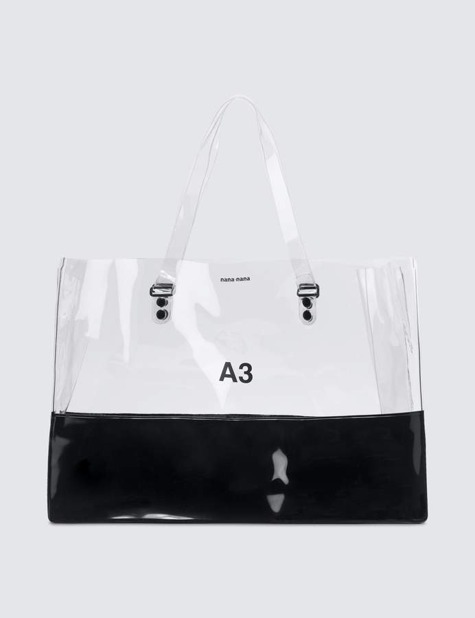 b06325398 Clear Pvc Handbags - ShopStyle