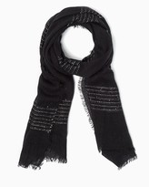 Charming charlie Twinkle Sequins Scarf