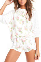 Wildfox Couture Patchwork Floral Sweater