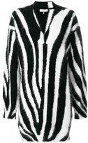 Emilio Pucci zebra printed sweater