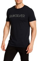 Quiksilver Thin Mark Logo Tee