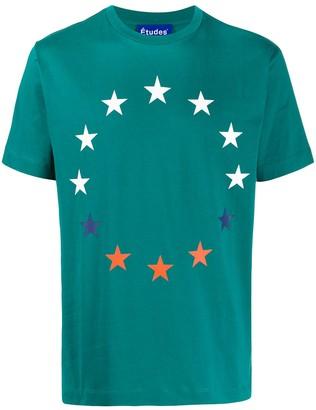 Études Europa jersey T-shirt