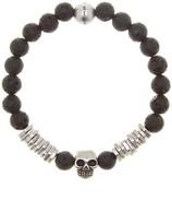 Steve Madden Skull Station Bracelet