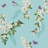 Arthouse Mitzu 31.5' x 22 Floral and Botanical Wallpaper
