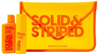 Solid & Striped Travel 3-Piece Sunscreen Set