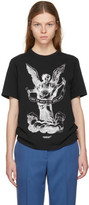 Undercover Black i Saw The Devil In My Backyard T-shirt