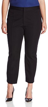 NYDJ Women's Plus-Size Plus Bistretch Ankle Pant