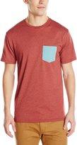Volcom Men's New Twist Pocket T-Shirt