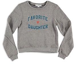 Sub Urban Riot Girls' Favorite Daughter Sweatshirt - Big Kid