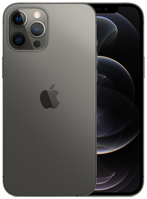 Apple iPhone 12 Pro Max - 256GB Graphite - T-Mobile with installment plan)