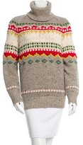 Chanel Paris-Salzburg Wool Patterned Sweater w/ Tags