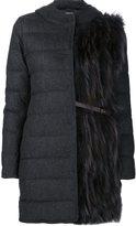 Fabiana Filippi padded hooded coat