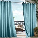 JCPenney Gazebo Solid Grommet-Top Outdoor Curtain Panel