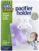 Baby Buddy Bear Pacifier Holder