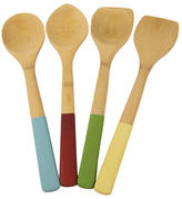 Architec Four-Piece Bamboo Cooking Tool Set