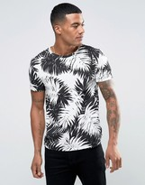 Replay Palm Print T-Shirt