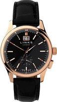 Links Of London Regent Rose Gold-plated Watch