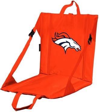 Logo Brands Denver Broncos Folding Stadium Seat