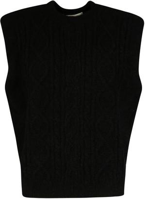 LES COYOTES DE PARIS Knitted Vest