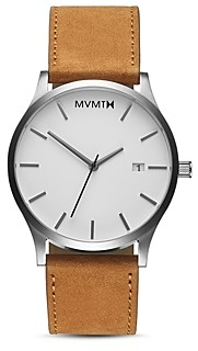MVMT Classic White Dial Watch, 45mm