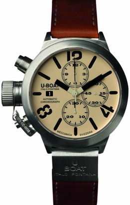 U-Boat VII-A Men's Automatic Watch Chronograph 2062