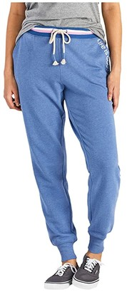 Life is Good Simply True Jogger Pants (Vintage Blue) Women's Casual Pants