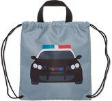 Stride Rite Police Car Sling Backpack