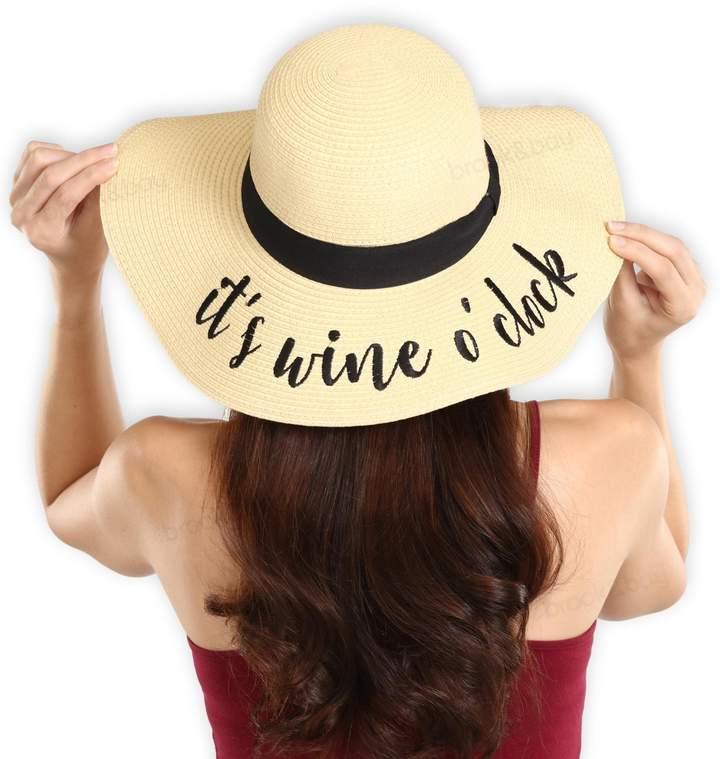 b49258432a899 Floppy Brim Sun Hat - ShopStyle Canada