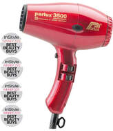 Parlux 3500 Supercompact Ionic And Ceramic Hair Dryer - Red