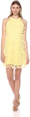 Jax Women's Floral Trapeze Dress