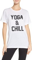 Private Party Women's Yoga & Chill Tee