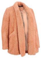 Wilsons Leather Womens Web Buster Faux-Fur Drape Front Walker