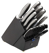 """Zwilling J.A. Henckels Zwilling International Forged Synergy 16-Piece """"East Meets West"""" Block Set"""
