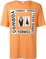 Helmut Lang x Travis Scott printed T-shirt