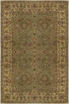 Surya CRN6001-268 Fern Crowne Collection Rug - 2 Ft 6 Inches x 8 Ft